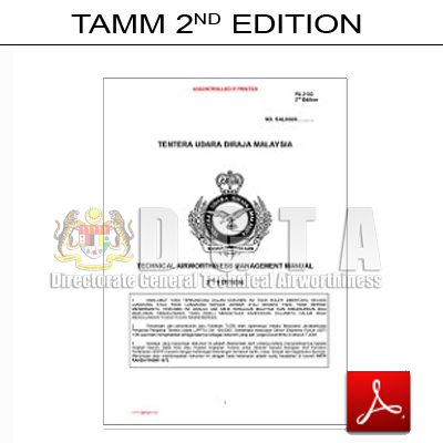 TAMM 2ND EDITION